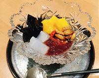 本日のお菓子:台湾スイーツ『豆花』